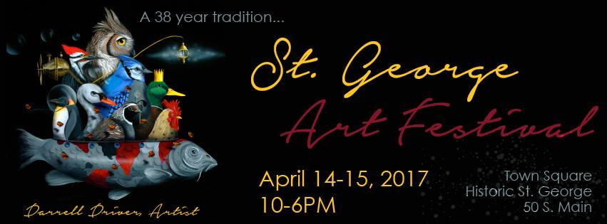 38th Annual – St. George Art Festival