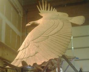 Southern Utah Veterans Home Hosts Dedication of Freedom Eagle Monument