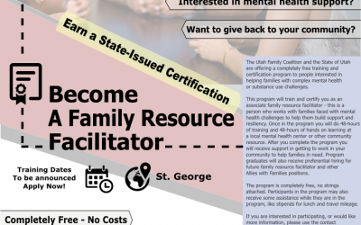 Associate Family Resource Facilitator – Training and Certification Program