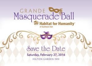 Habitat Masquerade Ball