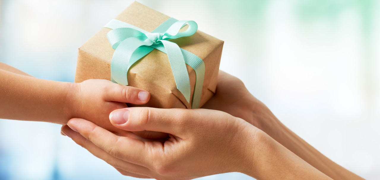 Giving, define, giving