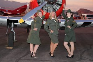 5th Annual 1940's USO style Hangar Dance @ Western Sky Aviation Warbird Museum | St. George | Utah | United States