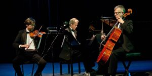 Celebrity Concert Series: Joe Trio @ Cox Auditorium | St. George | Utah | United States