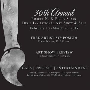30th Annual Artist Symposium, Gala & Sale @ Eccles Center on DSU Campus | St. George | Utah | United States