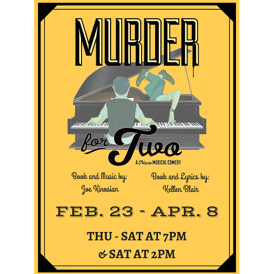 Brigham's Playhouse – Murder for Two