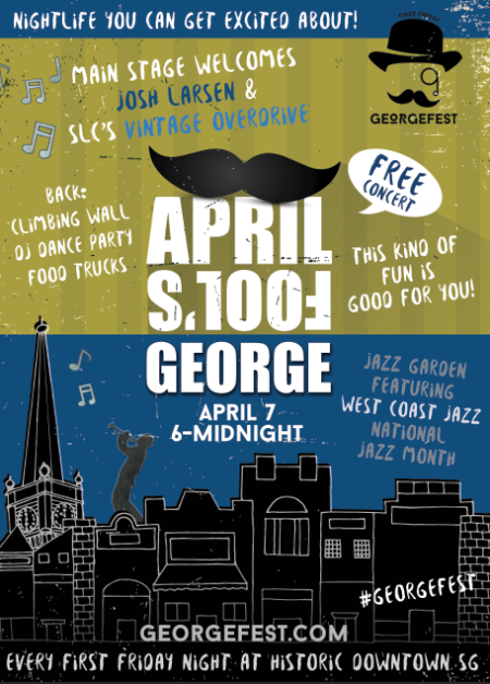 Georgefest – April