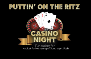 Habitat for Humanity's Puttin on the Ritz @ The Falls Event Center | St. George | Utah | United States