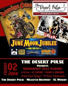 Georgefest - June Moon Jubilee @ Downtown St. George | Saint George | Utah | United States