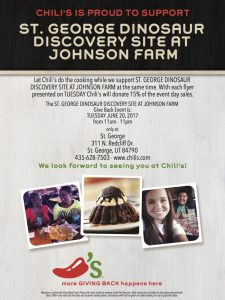 Chili's Gives Back @ Chili's Grill & Bar  | St. George | Utah | United States