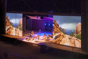 O.C. Tanner Sanctuary: The Story of Zion @ O.C. Tanner Amphitheater | Springdale | Utah | United States