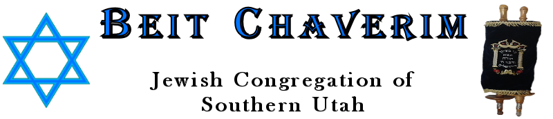 Beit Chaverim Jewish Congregation of Southern Utah