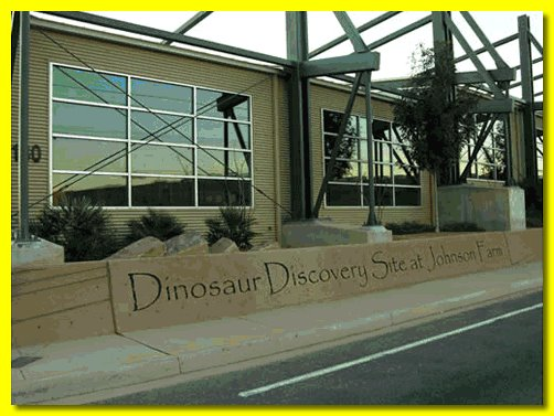 Dinosaur Discovery Site (Dinosaur Ahtorium Foundation)