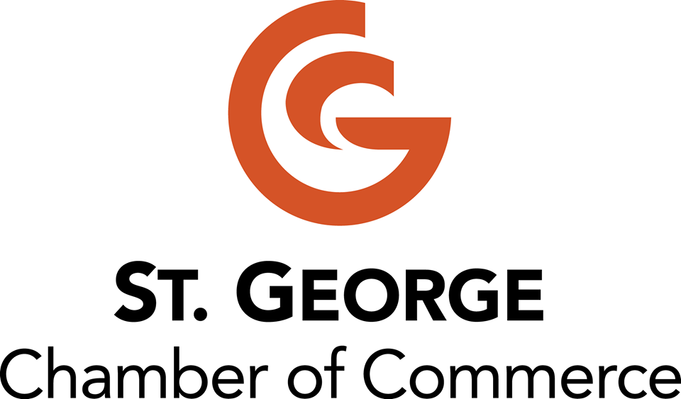Image result for st george chamber of commerce logo