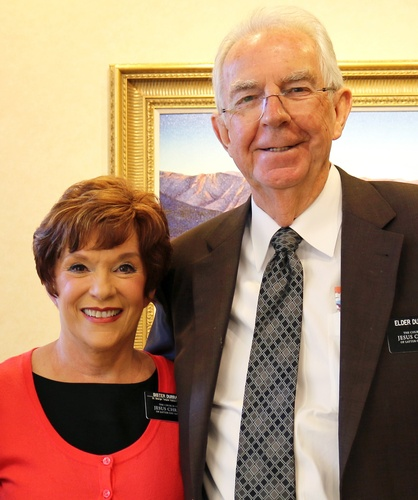 Chamber Inspiration Luncheon featuring Susan Easton Black and George Durrant